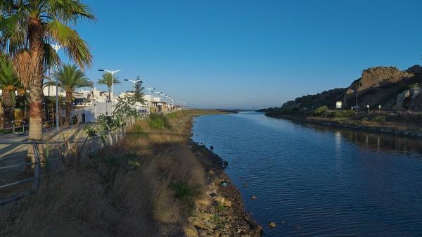 Rio Cachón Zahara de los Atunes