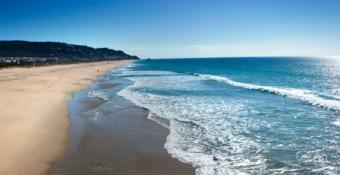Zona de Baño  (Playa)